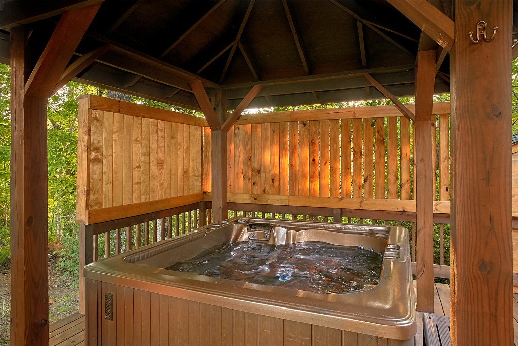 Photo of a Gatlinburg Cabin named Another Day In Paradise - This is the seventh photo in the set.