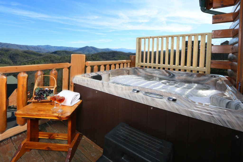 Photo of a Pigeon Forge Cabin named Award Winning Views - This is the fifth photo in the set.