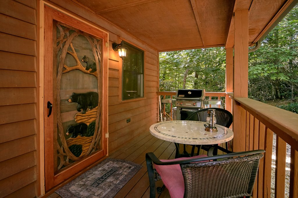 Photo of a Gatlinburg Cabin named Mountain Memories - This is the ninth photo in the set.