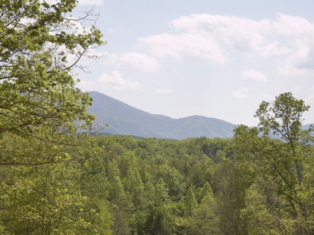 Photo of a Gatlinburg Cabin named Majestic Views - This is the third photo in the set.
