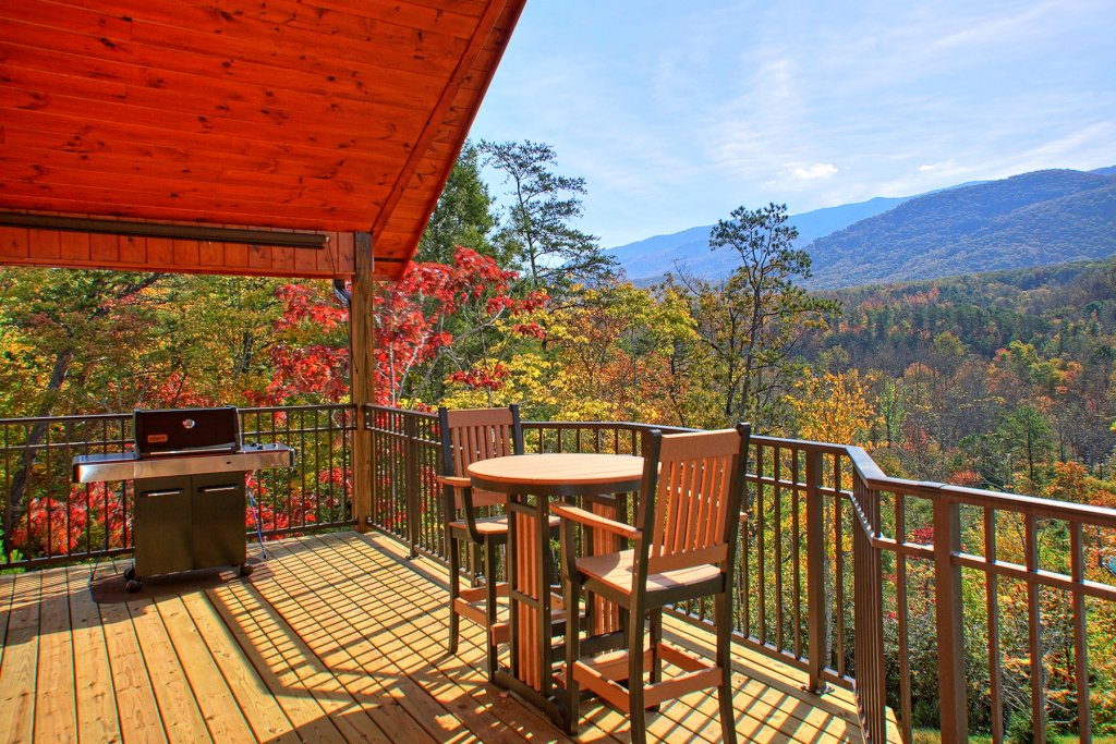 Photo of a Gatlinburg Cabin named Unforgettable - This is the third photo in the set.