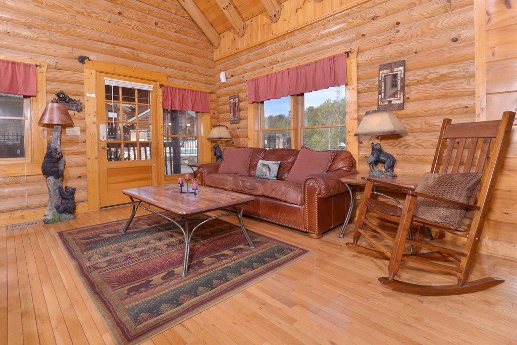 Photo of a Pigeon Forge Cabin named Cozy Bear Cove #288 - This is the eighth photo in the set.
