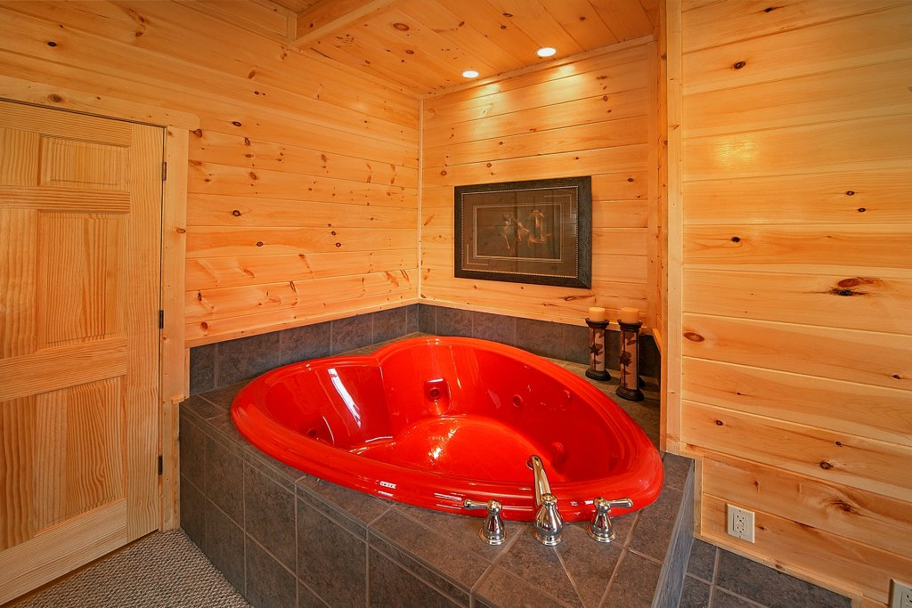 Photo of a Gatlinburg Cabin named Firefly Lodge - This is the fifteenth photo in the set.