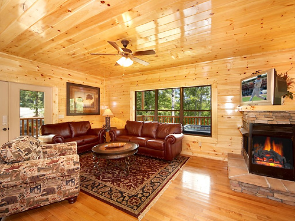 Photo of a Gatlinburg Cabin named Southern Comfort - This is the eighth photo in the set.