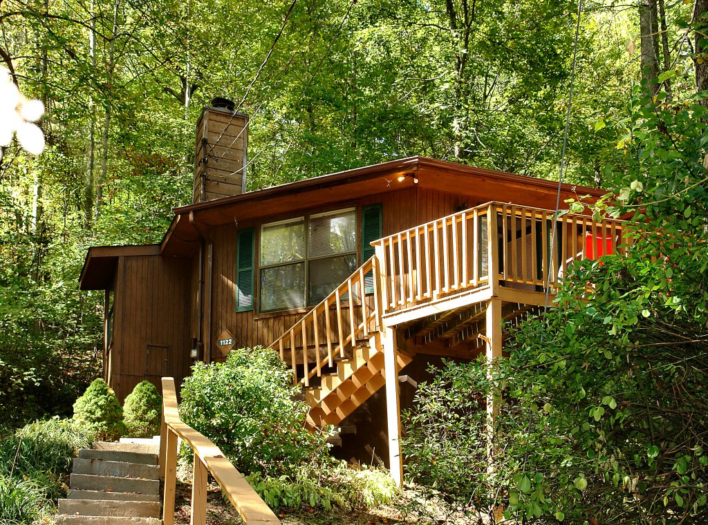 Photo of a Gatlinburg Cabin named Sleeping Beauty #511 - This is the first photo in the set.