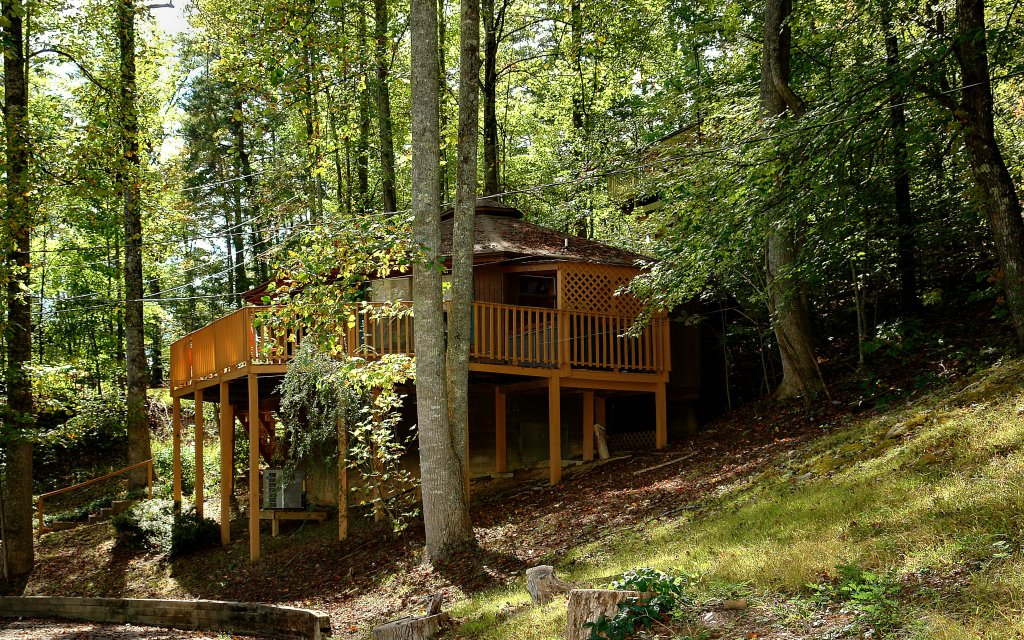 Photo of a Gatlinburg Cabin named Sleeping Beauty #511 - This is the twenty-fourth photo in the set.