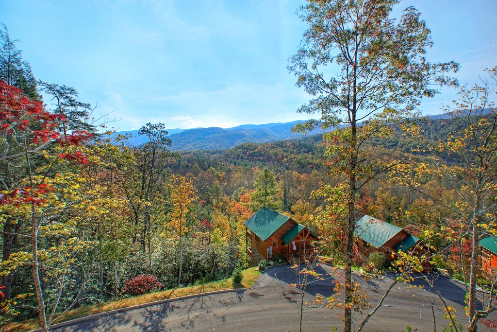 Photo of a Gatlinburg Cabin named Unforgettable - This is the thirteenth photo in the set.