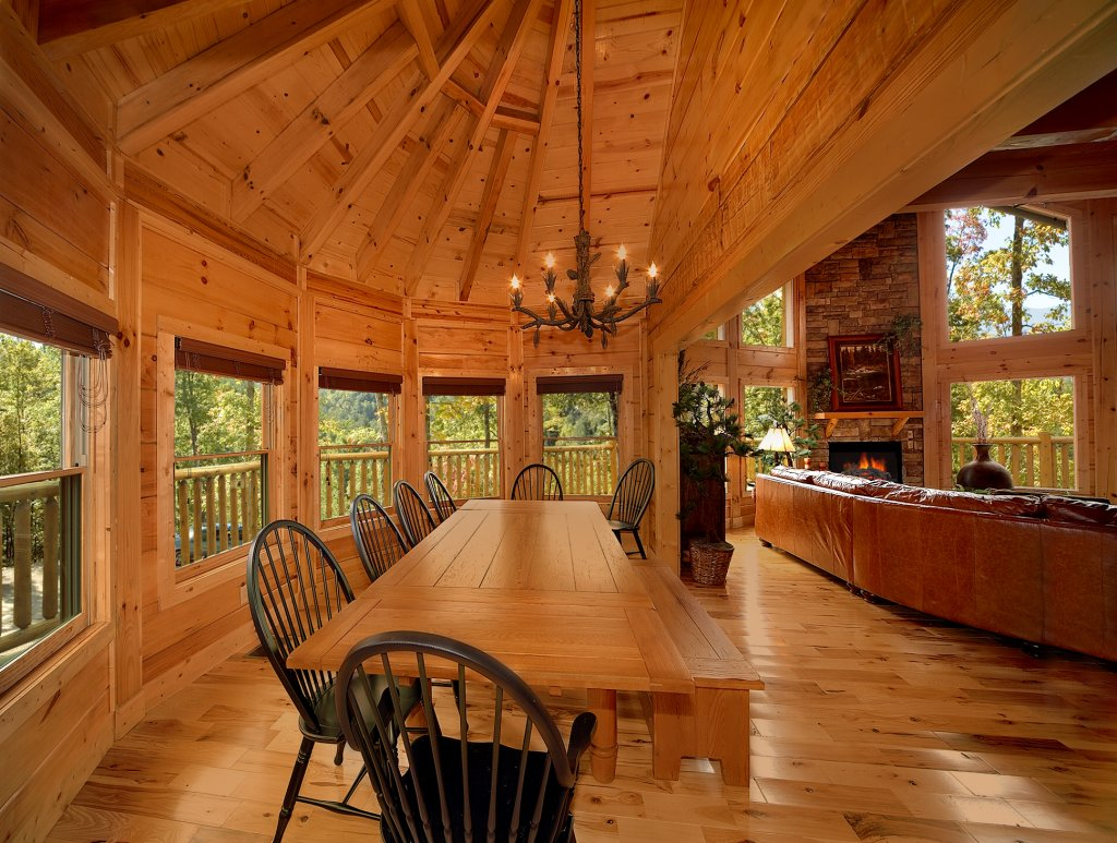 Photo of a Gatlinburg Cabin named Silvercreek - This is the seventh photo in the set.