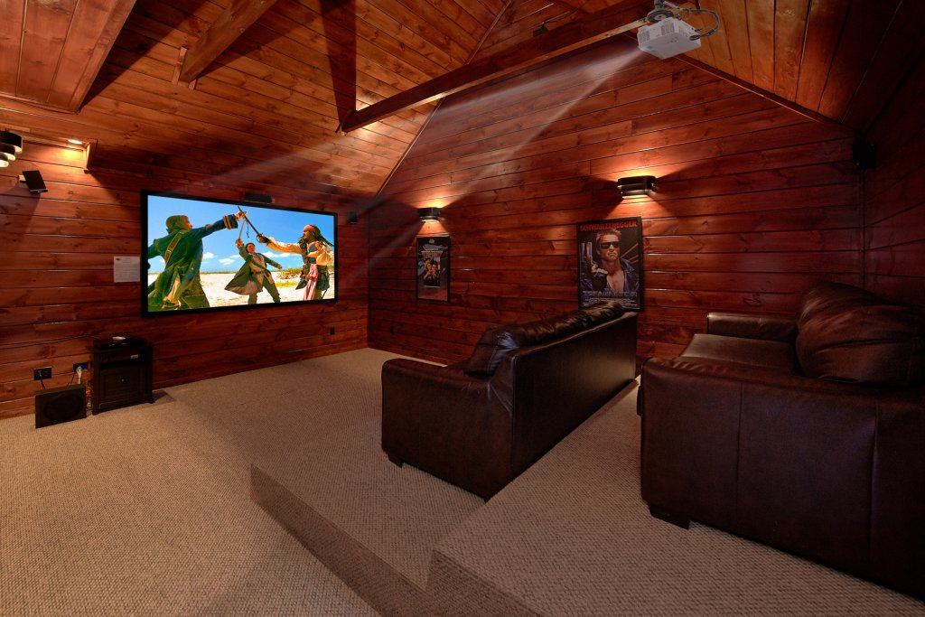 Photo of a Gatlinburg Cabin named Firefly Lodge - This is the first photo in the set.