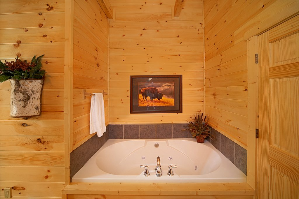 Photo of a Gatlinburg Cabin named Firefly Lodge - This is the thirteenth photo in the set.