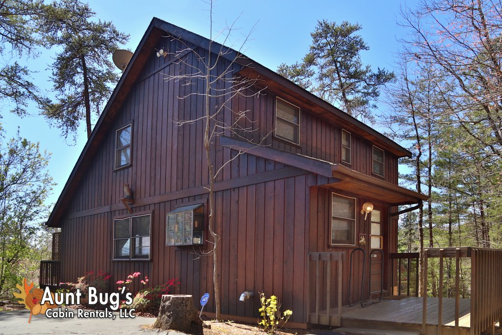 Photo of a Pigeon Forge Cabin named A Sweet Retreat #239 - This is the first photo in the set.