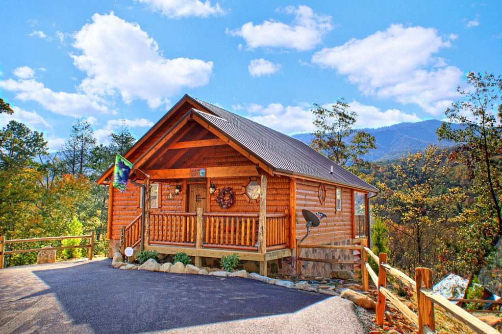 Photo of a Gatlinburg Cabin named Unforgettable - This is the fourteenth photo in the set.