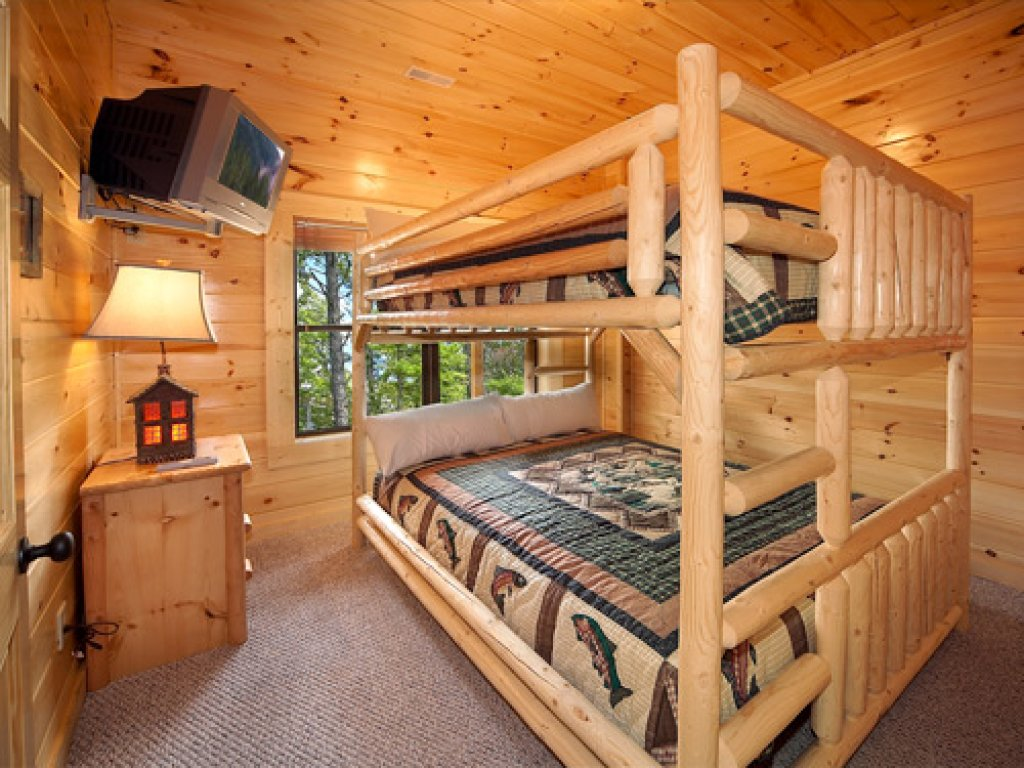 Photo of a Gatlinburg Cabin named Majestic Views - This is the twelfth photo in the set.