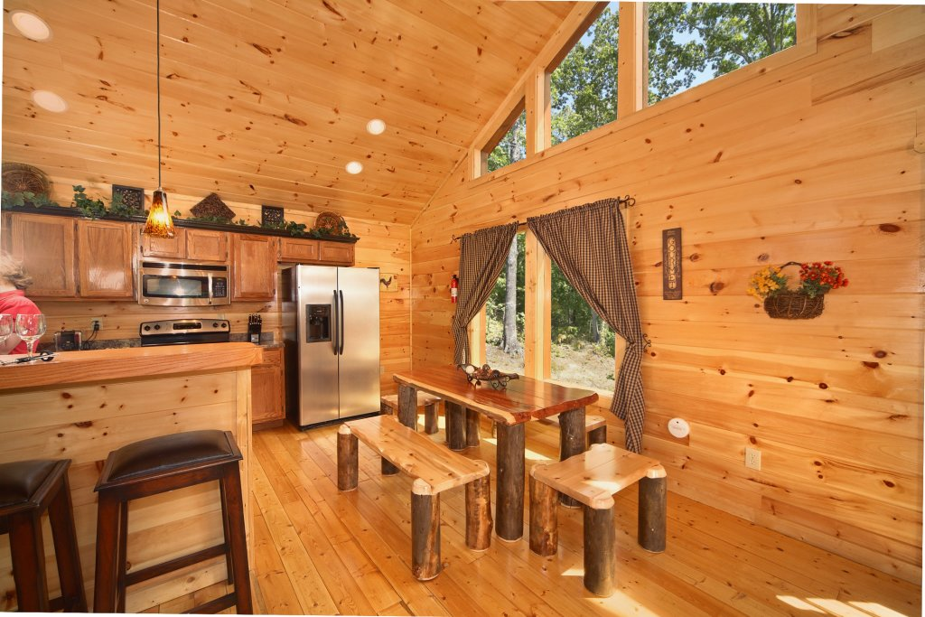 Photo of a Gatlinburg Cabin named Spur Of The Moment - This is the tenth photo in the set.