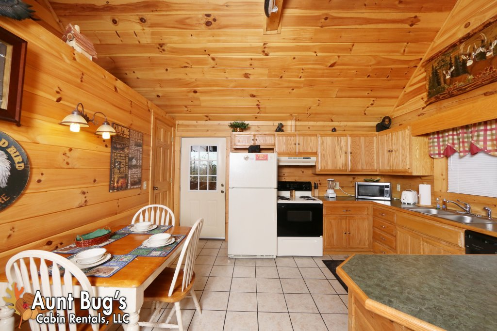 Photo of a Pigeon Forge Cabin named Shades Of The Past #230 - This is the nineteenth photo in the set.