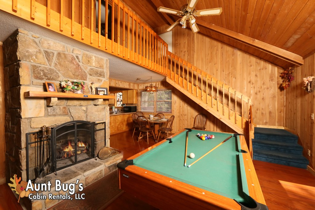 Photo of a Pigeon Forge Cabin named A Sweet Retreat #239 - This is the fourth photo in the set.