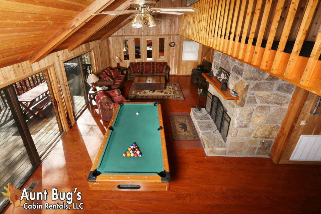 Photo of a Pigeon Forge Cabin named A Sweet Retreat #239 - This is the twenty-first photo in the set.