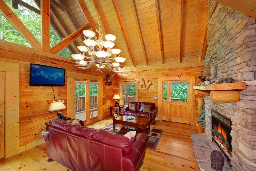 Photo of a Gatlinburg Cabin named Magic Moments - This is the sixth photo in the set.