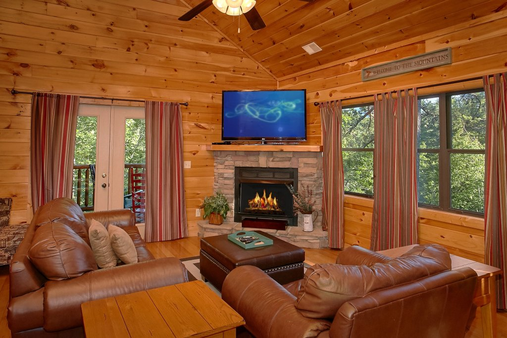 Photo of a Gatlinburg Cabin named Four Seasons - This is the thirteenth photo in the set.