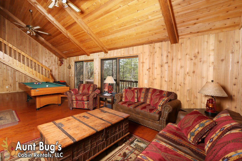Photo of a Pigeon Forge Cabin named A Sweet Retreat #239 - This is the twenty-seventh photo in the set.