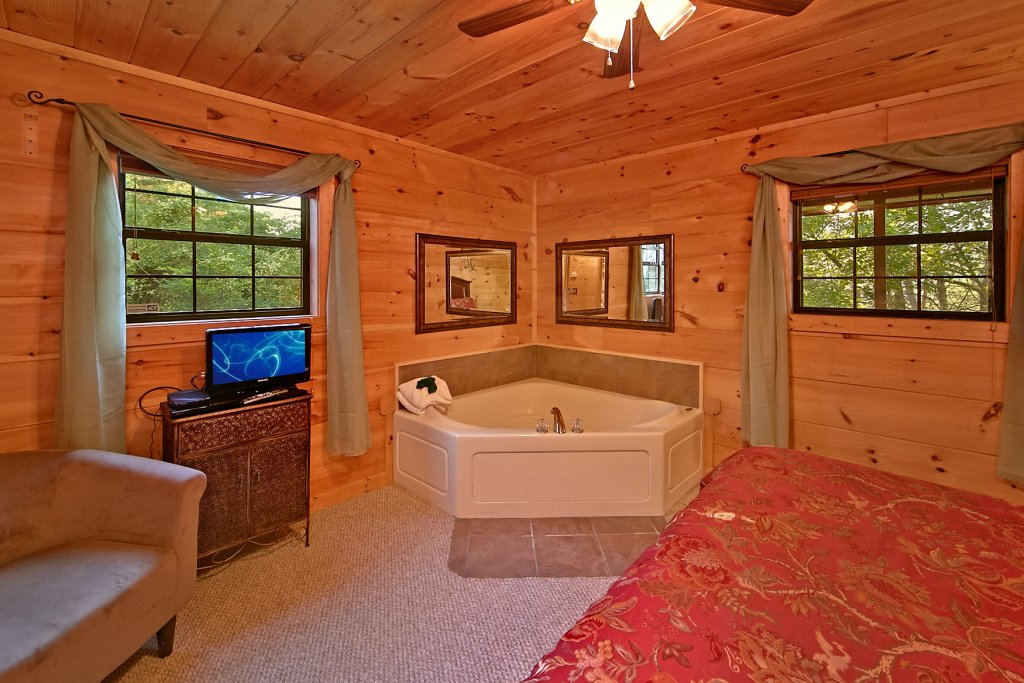 Photo of a Pigeon Forge Cabin named Dream Maker #120 - This is the fourteenth photo in the set.