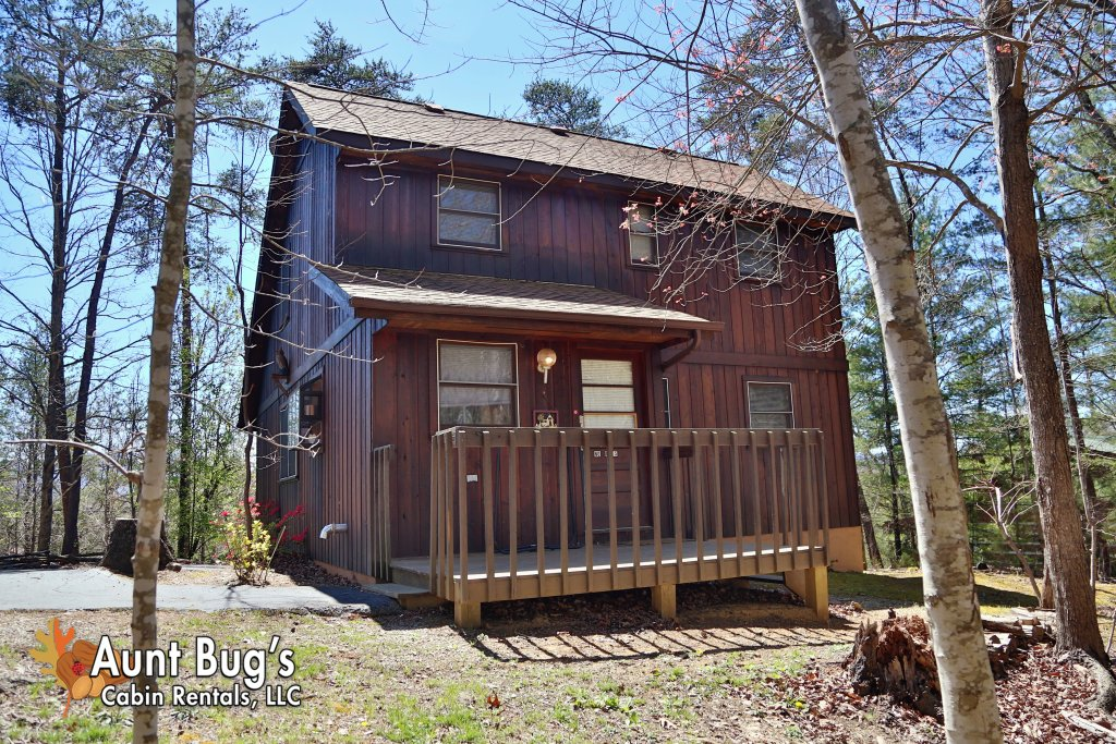 Photo of a Pigeon Forge Cabin named A Sweet Retreat #239 - This is the thirty-first photo in the set.