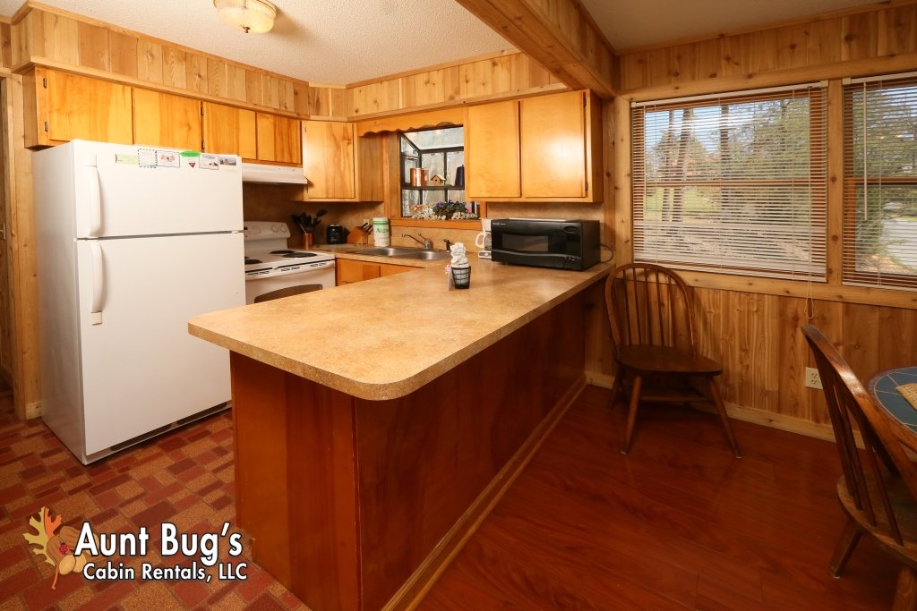 Photo of a Pigeon Forge Cabin named A Sweet Retreat #239 - This is the seventh photo in the set.