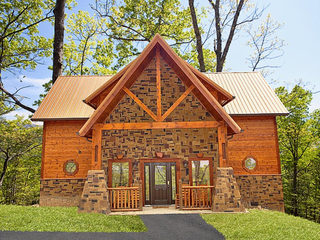 Photo of a Gatlinburg Cabin named The View - This is the eighteenth photo in the set.