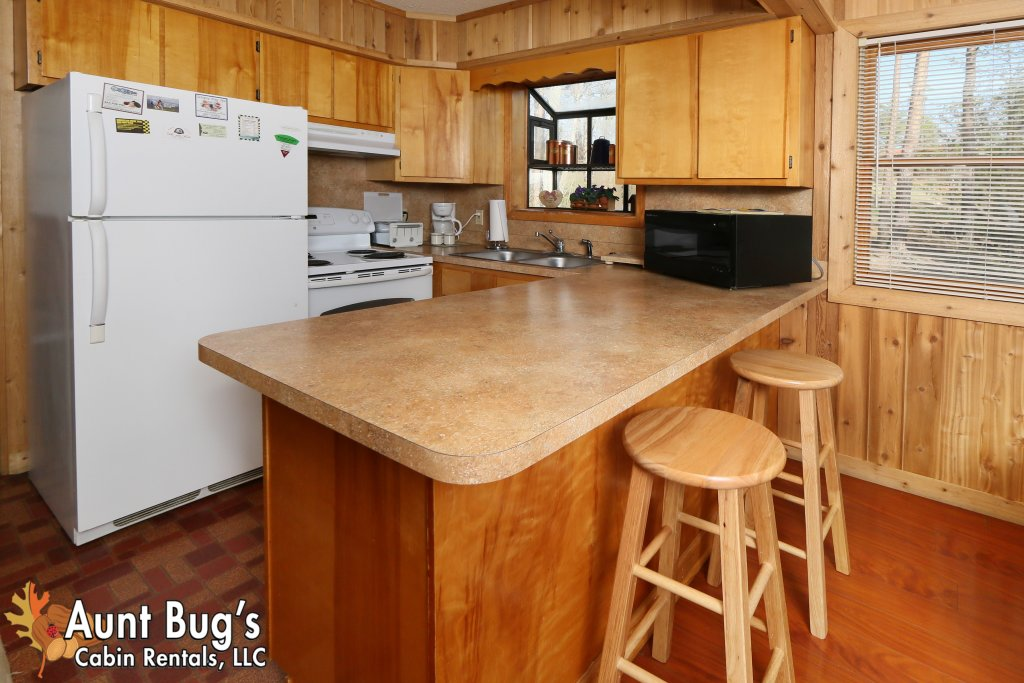 Photo of a Pigeon Forge Cabin named A Sweet Retreat #239 - This is the twenty-third photo in the set.