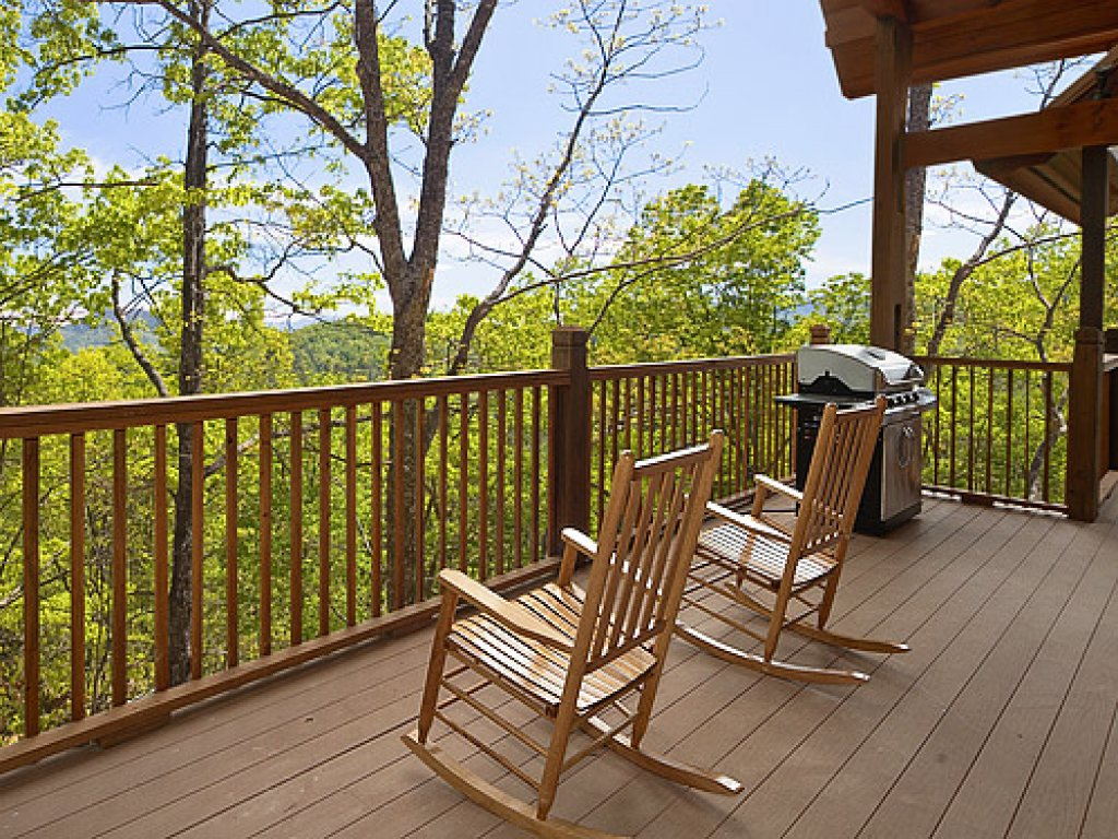 Photo of a Gatlinburg Cabin named The View - This is the seventh photo in the set.