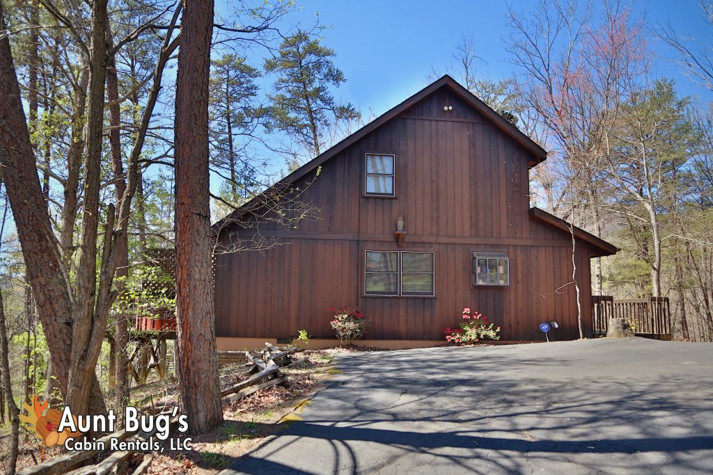 Photo of a Pigeon Forge Cabin named A Sweet Retreat #239 - This is the third photo in the set.