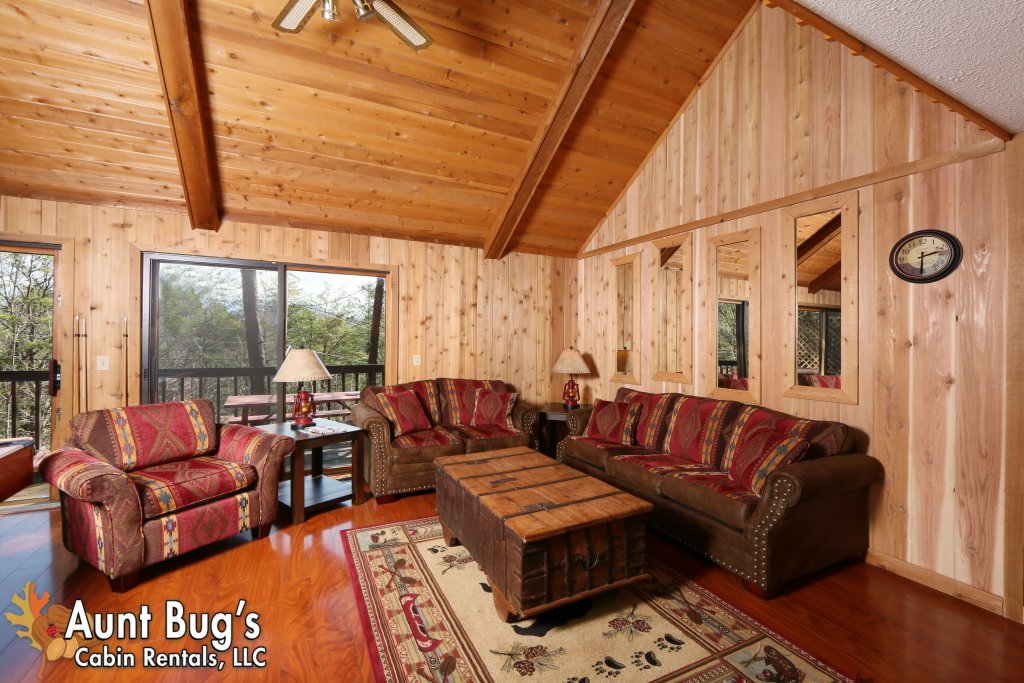 Photo of a Pigeon Forge Cabin named A Sweet Retreat #239 - This is the fifth photo in the set.