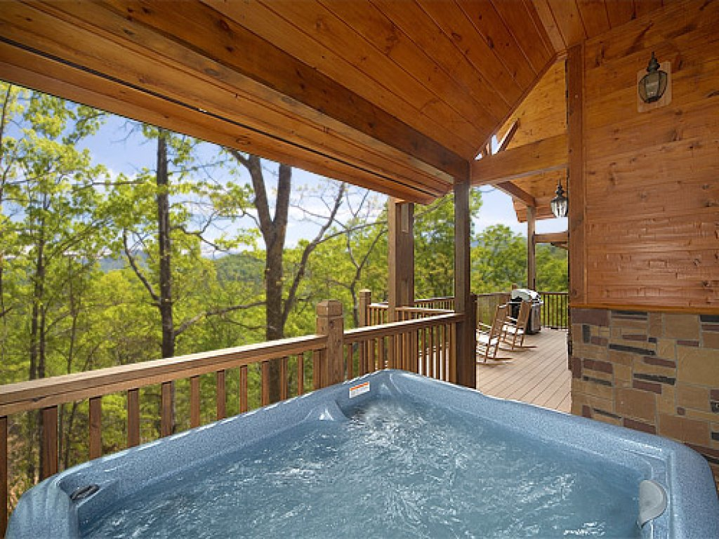 Photo of a Gatlinburg Cabin named The View - This is the sixth photo in the set.
