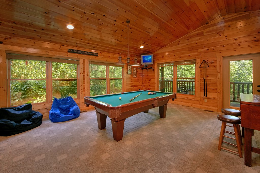 Photo of a Gatlinburg Cabin named Natural Attractions - This is the second photo in the set.