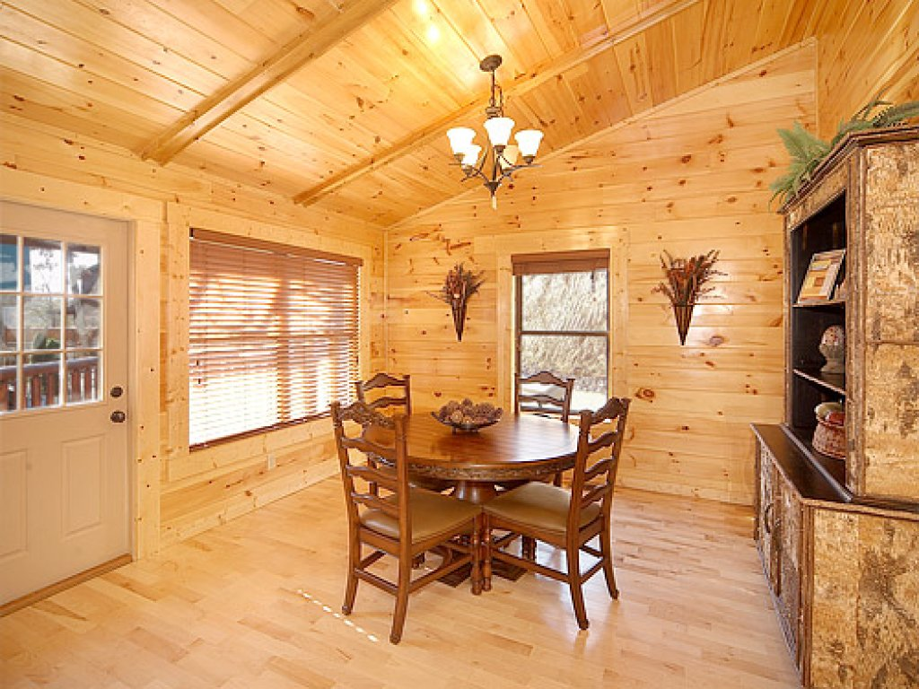 Photo of a Gatlinburg Cabin named Sweet Dreams - This is the fourth photo in the set.