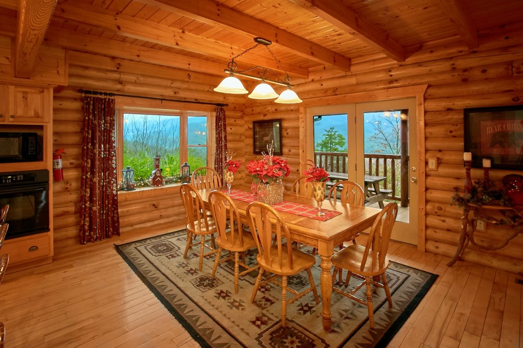 Photo of a Gatlinburg Cabin named Heavenly Heights - This is the twelfth photo in the set.