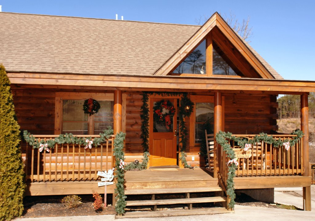 Photo of a Pigeon Forge Cabin named Almost Bearadise #289 - This is the twenty-third photo in the set.