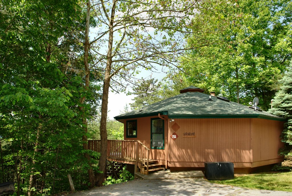 Photo of a Gatlinburg Cabin named Mountain Memory #711 - This is the first photo in the set.