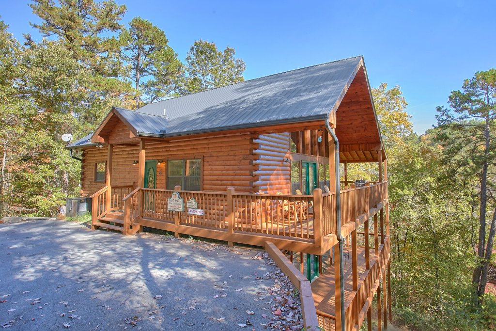 Photo of a Gatlinburg Cabin named Bear Splash #409 - This is the tenth photo in the set.