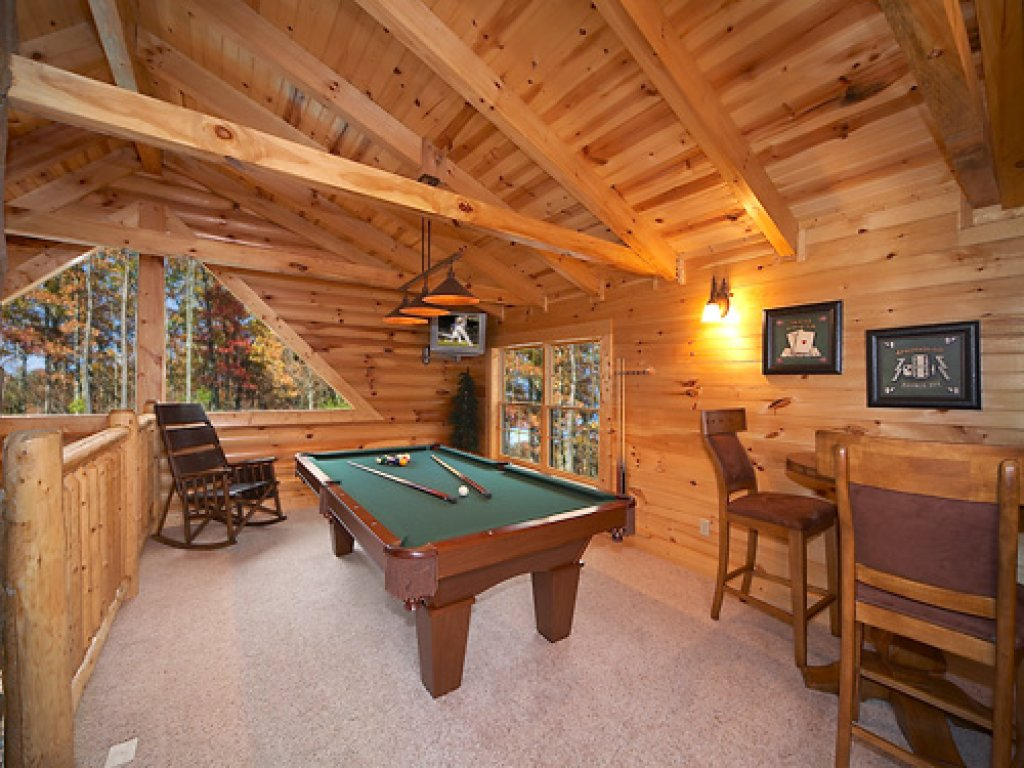 Photo of a Gatlinburg Cabin named Fontana - This is the sixth photo in the set.