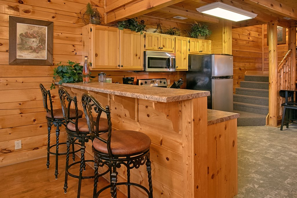 Photo of a Pigeon Forge Cabin named Incredible Views - This is the twelfth photo in the set.