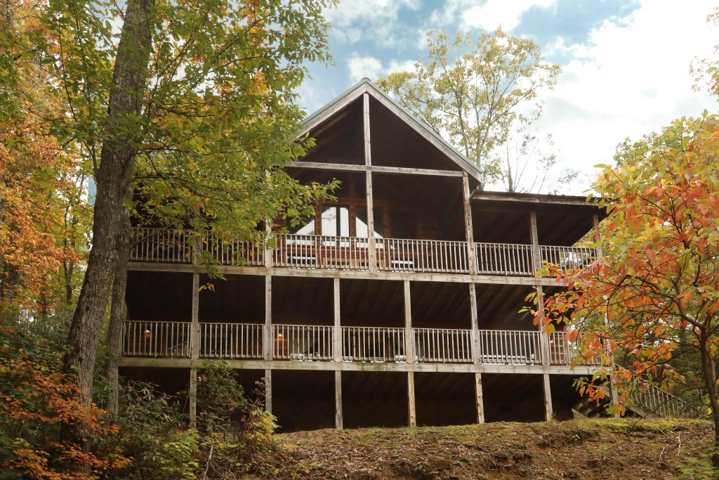 Photo of a Gatlinburg Cabin named A Wonderful Way #1346 - This is the eighteenth photo in the set.