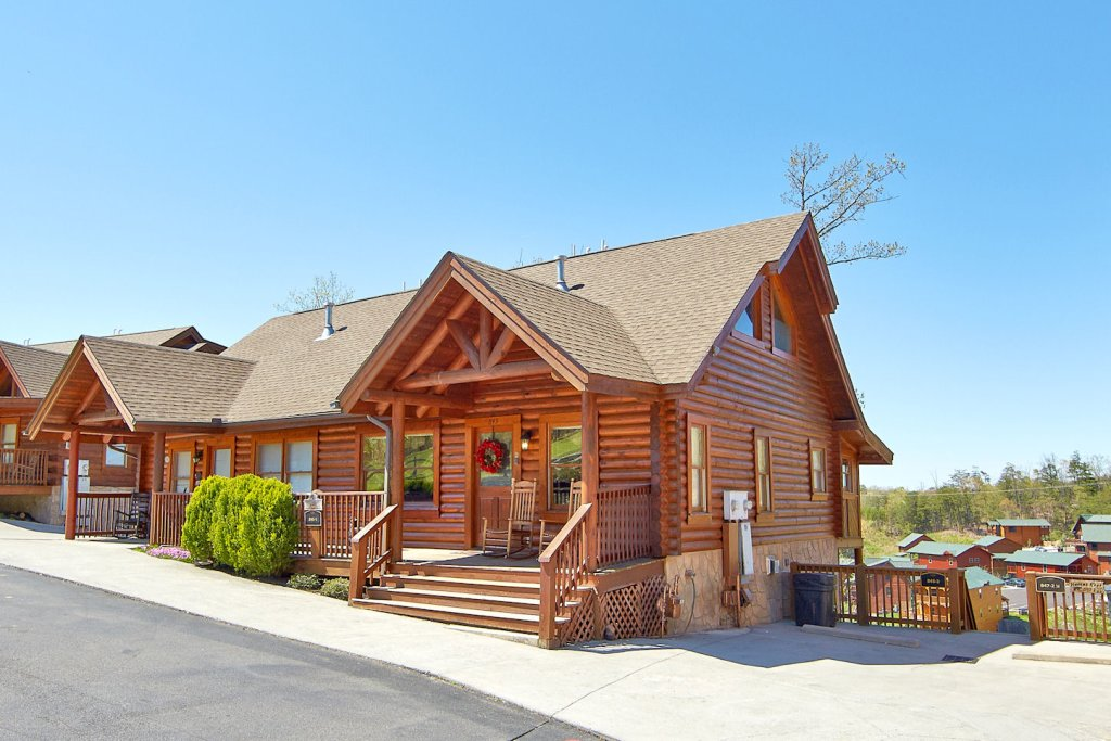 Photo of a Pigeon Forge Cabin named Golfers Getaway #290 - This is the eighth photo in the set.