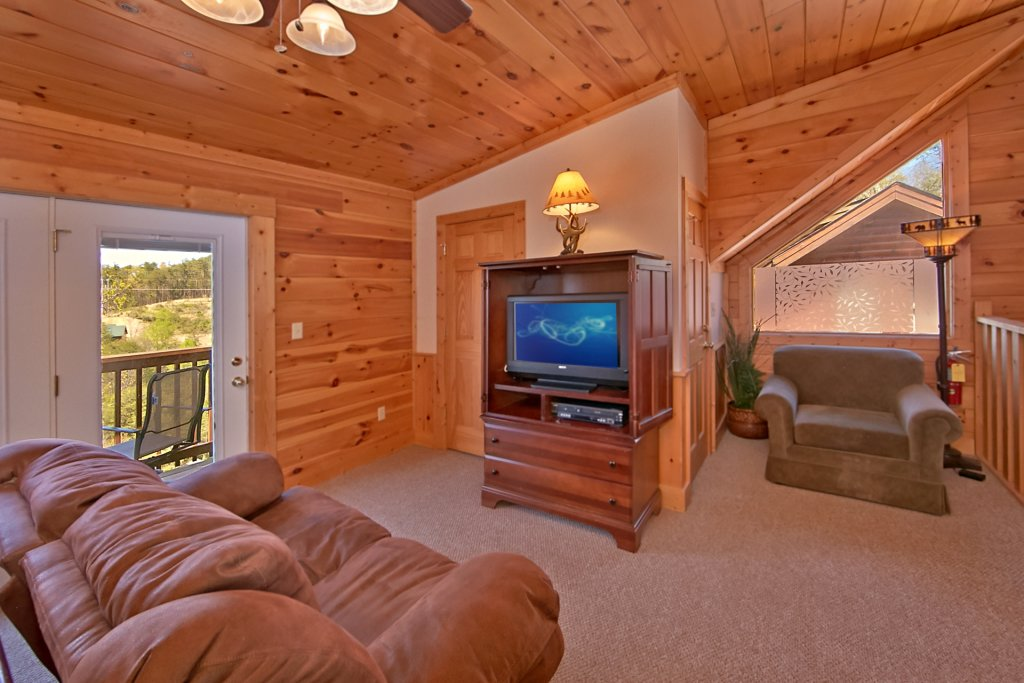 Photo of a Pigeon Forge Cabin named Golfers Getaway #290 - This is the twentieth photo in the set.