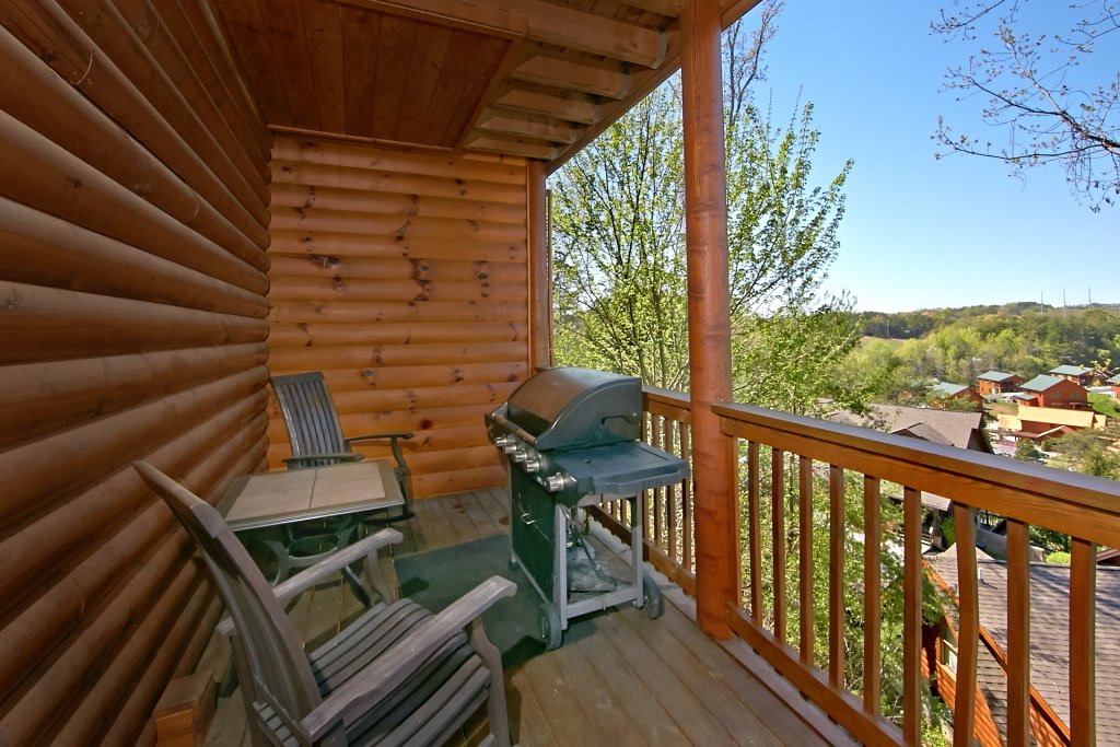 Photo of a Pigeon Forge Cabin named Golfers Getaway #290 - This is the twelfth photo in the set.