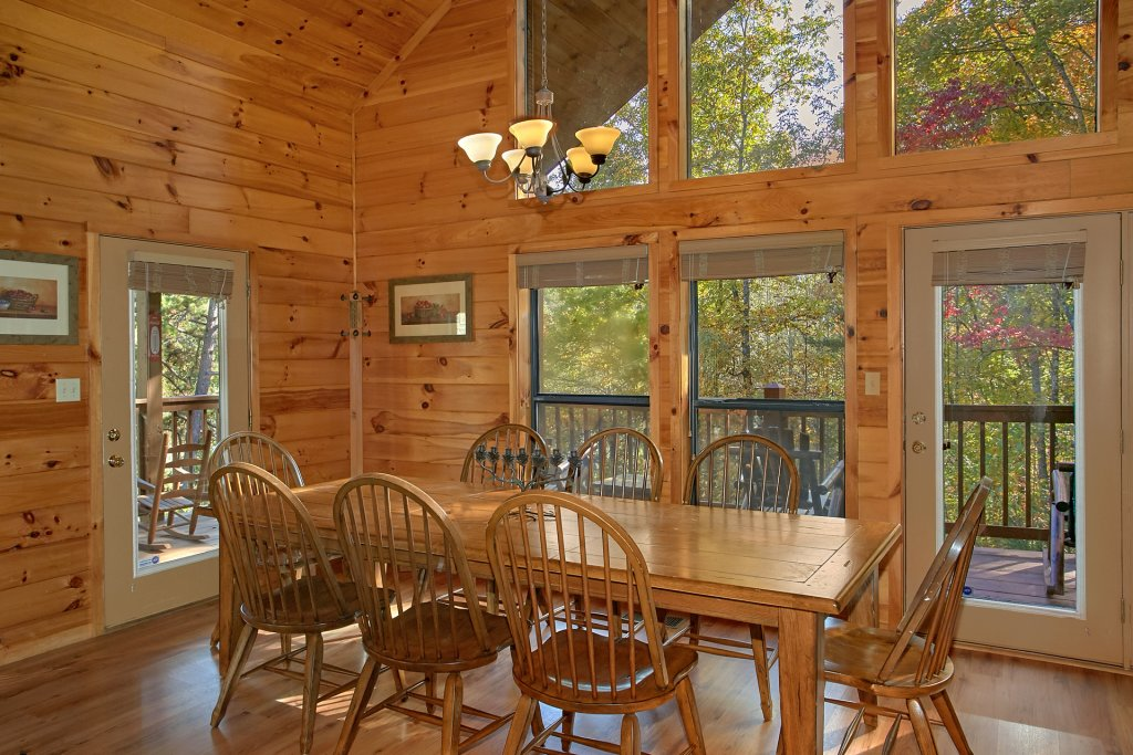 Photo of a Gatlinburg Cabin named Bear Splash #409 - This is the sixteenth photo in the set.