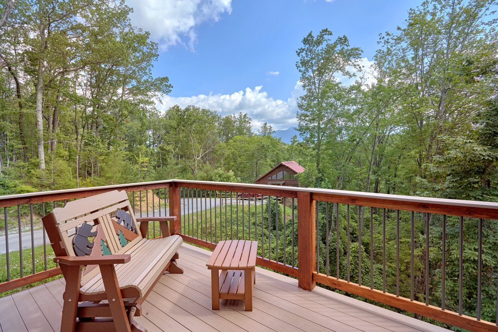 Photo of a Gatlinburg Cabin named Big Sky Lodge - This is the seventh photo in the set.