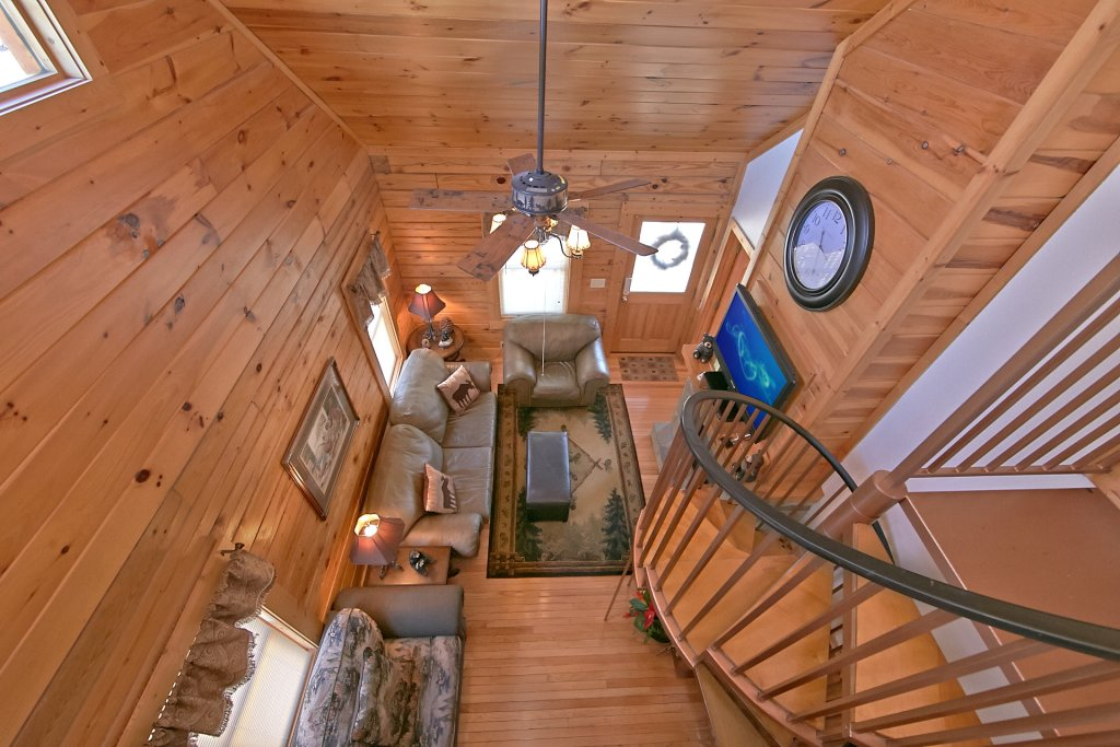 Photo of a Pigeon Forge Cabin named Golfers Getaway #290 - This is the sixteenth photo in the set.