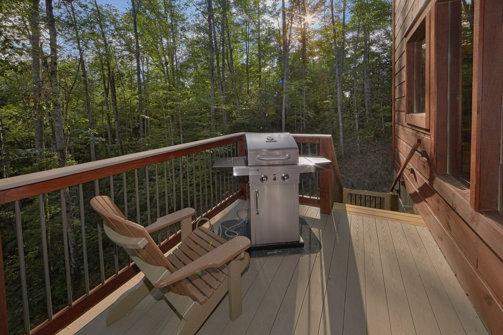 Photo of a Gatlinburg Cabin named Big Sky Lodge - This is the eighth photo in the set.