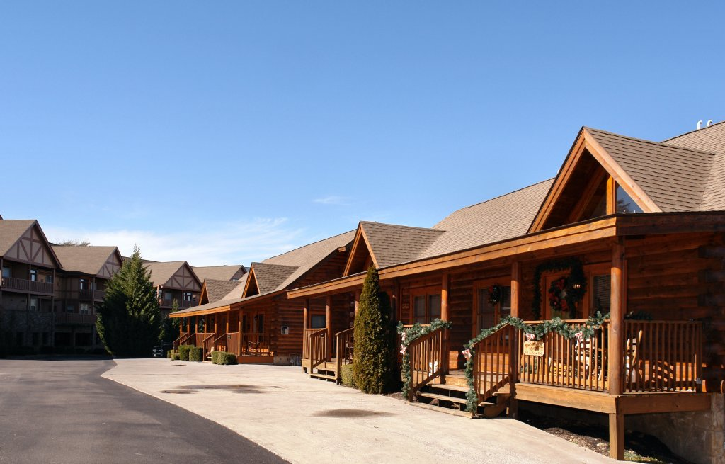 Photo of a Pigeon Forge Cabin named Almost Bearadise #289 - This is the nineteenth photo in the set.